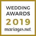 Photo Studio TNK, gagnant Wedding Awards 2020 Mariages.net